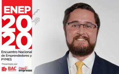 Luis Eduardo Sánchez   Herramientas digitales para vender más.  #ENEP