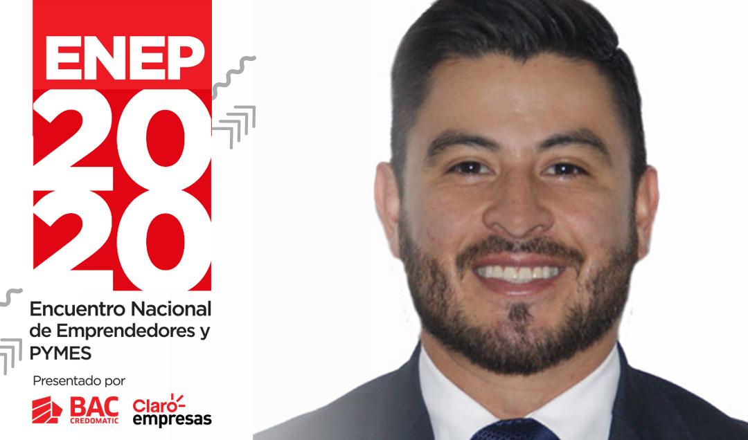 Rodrigo Flores – Soluciones Digitales BAC CREDOMATIC. #ENEP
